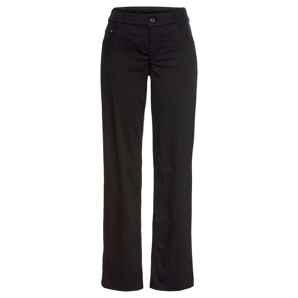 MAC Bequeme Jeans »Gracia-New«, Mit unsichtbarem elastischen Gummibund
