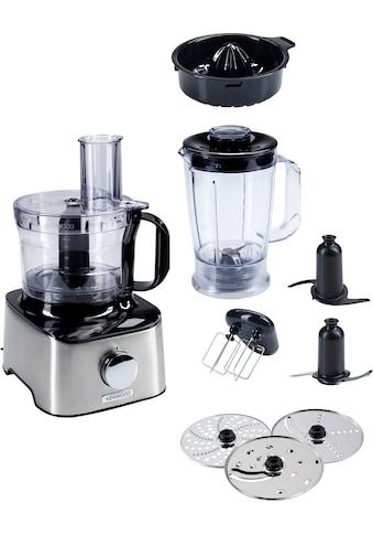 KENWOOD Kompakt-Küchenmaschine »Multipro Compact FDM301SS«, 800 W kaufen