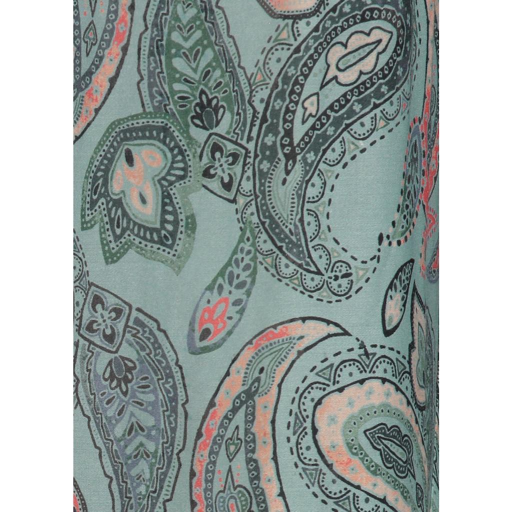 Loom&Lace Palazzohose mit Paisley-Druck