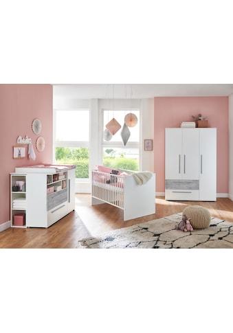 arthur berndt Babyzimmer-Komplettset »Rabia«, (Set, 4 St.), Made in Germany; mit... kaufen