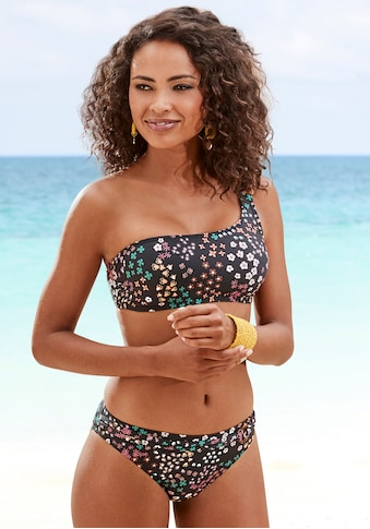 s.Oliver Beachwear Bikini-Hose »Milly«, mit Ziergürtel kaufen