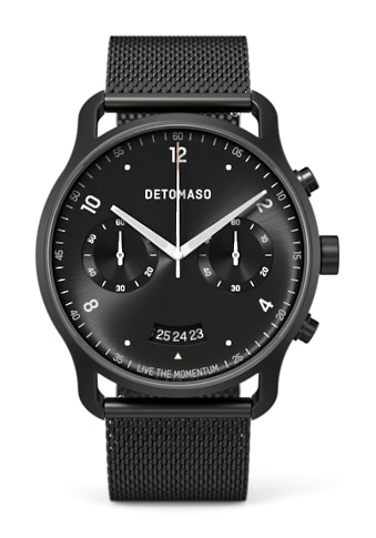 DETOMASO Chronograph »SORPASSO QUARZUHR LIMITED EDITION BLACK« kaufen