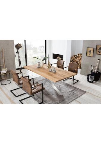 SIT Esstisch »Tops&Tables«, Tischplatte auf 4 cm aufgedoppelt kaufen