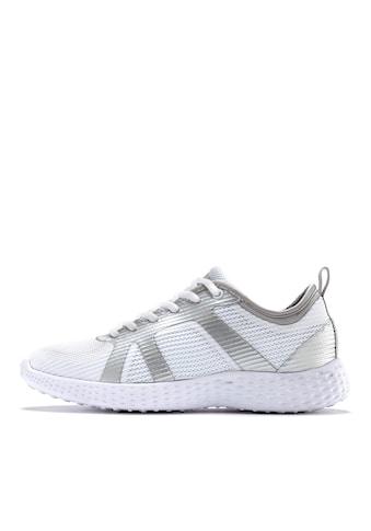 LASCANA Sneaker, ultraleicht mit Metallic-Einsätzen kaufen