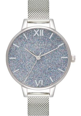 OLIVIA BURTON Quarzuhr »Glitter, OB16GD77« kaufen