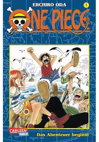 Buch »One Piece 1 / Eiichiro Oda« kaufen