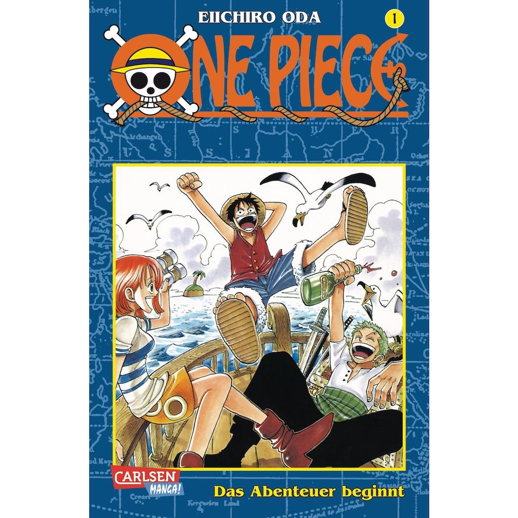 Buch »One Piece 1 / Eiichiro Oda«