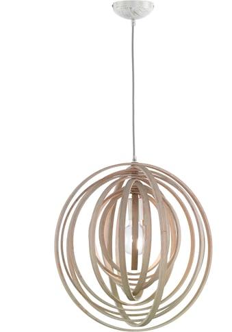 TRIO Leuchten Pendelleuchte »BOOLAN«, E27, Hängeleuchte, Hängelampe kaufen