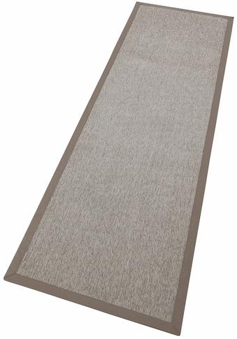 Dekowe Läufer »Naturino Rips«, rechteckig, 7 mm Höhe, Teppich-Läufer, Flachgewebe, gewebt, Sisal-Optik, Flur, In- und Outdoor geeignet kaufen