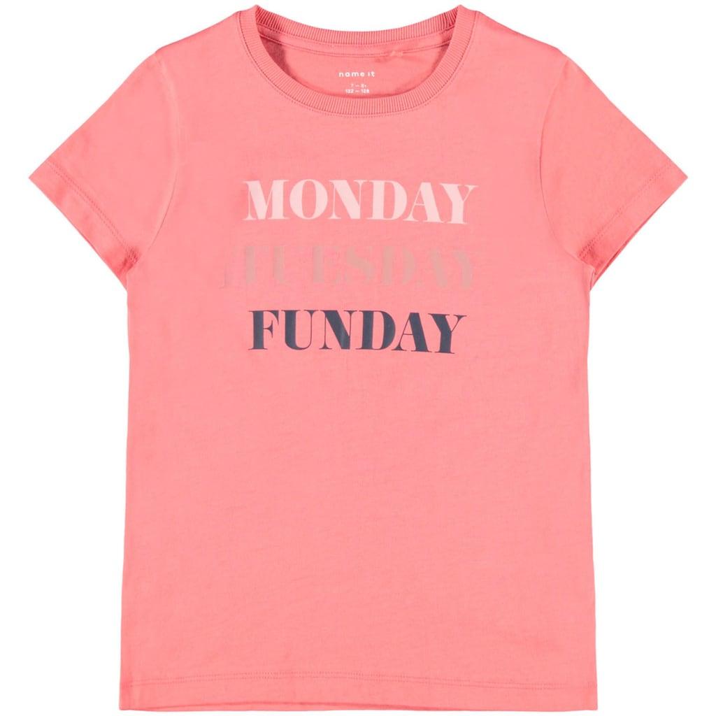 Name It T-Shirt »NKFBRIGITTA«