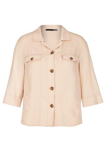 LeComte Bluse mit Brusttaschen und Knopfleiste kaufen