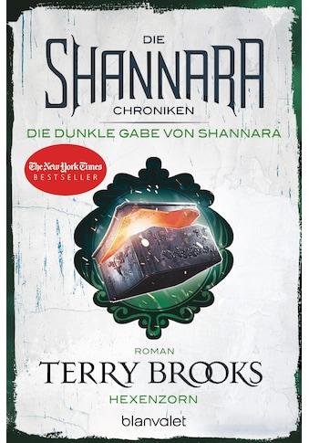 Buch »Die Shannara-Chroniken: Die dunkle Gabe von Shannara 3 - Hexenzorn / Terry... kaufen