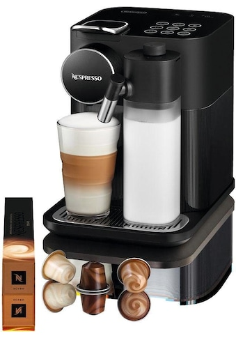 Nespresso Kapselmaschine »Distinta Moments, Gran Lattissima EN 650.B – Sunset Black« kaufen