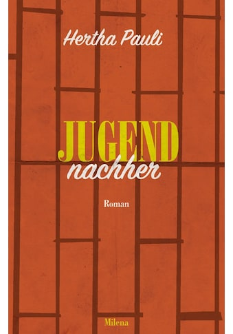 Buch »Jugend nachher / Hertha Pauli, Evelyne Polt-Heinzl« kaufen