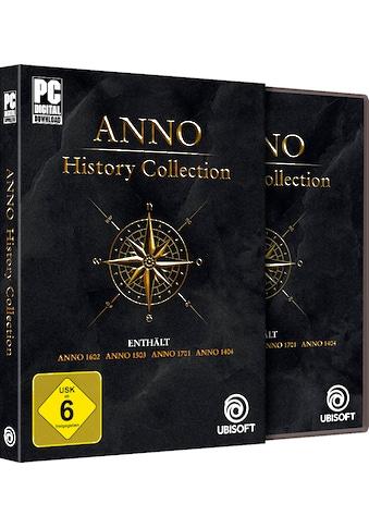 UBISOFT Spiel »ANNO History Collection«, PC kaufen