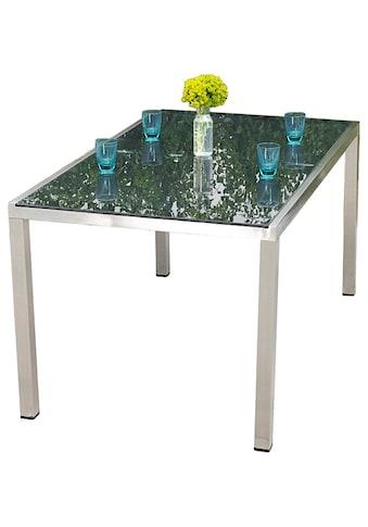 MERXX Gartentisch »Ferrara«, 90x150 cm kaufen