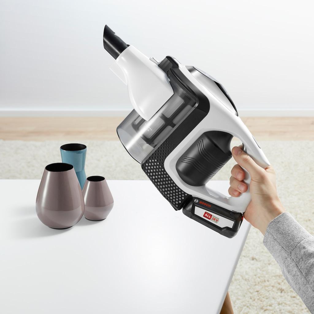 BOSCH Akku-Stielstaubsauger »Unlimited Series 8«, 18 V, ohne Akku und Ladegerät
