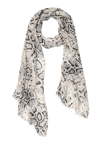 Olsen Modeschal, mit Schlangenprint kaufen