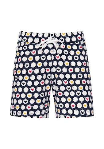 Trigema Shorts, mit angesagtem Muster kaufen