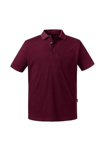 Russell Poloshirt »Herren Polo-Shirt Pure Organic« kaufen