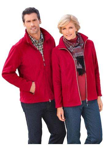 Marco Donati Fleece - Jacke mit Reißverschluss kaufen