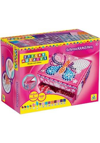 Sticky Mosaics Kreativset »Schmuckkästchen Schmetterling« kaufen