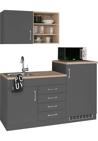 HELD MÖBEL Küchenzeile »Mali«, mit E-Geräten, Breite 160 cm kaufen