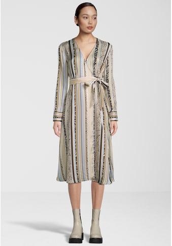 Replay Sommerkleid »mit Knopf«, und Bindeband kaufen