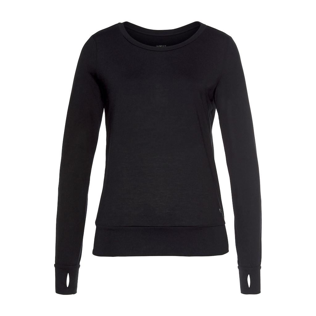 Ocean Sportswear Langarmshirt »Soulwear - Yoga & Relax Shirt - Loose Fit«