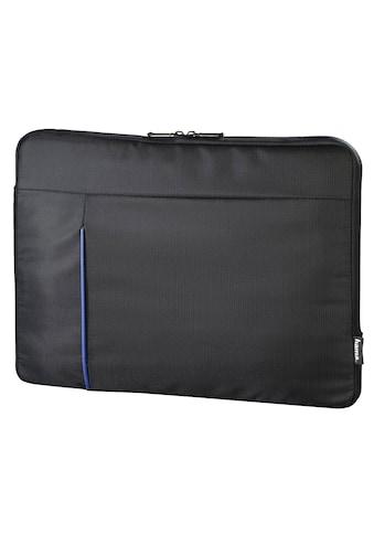 "Hama Notebook Sleeve, Hülle, Tasche, Case, 14,1"", 15,6"" »Schutzhülle Kapstadt« kaufen"
