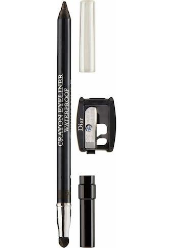 Dior Eyeliner »Crayon Eyeliner Waterproof«, Intensive Farbe kaufen