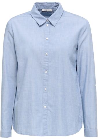 edc by Esprit Klassische Bluse, im Hemdblusen-Stil kaufen