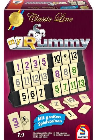 """Schmidt Spiele Spiel, """"Classic Line, MyRummy®"""" kaufen"""