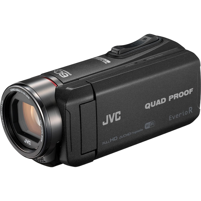 JVC »GZ-RX625BEU« Camcorder (Full HD, WLAN (Wi-Fi), 40x opt. Zoom)