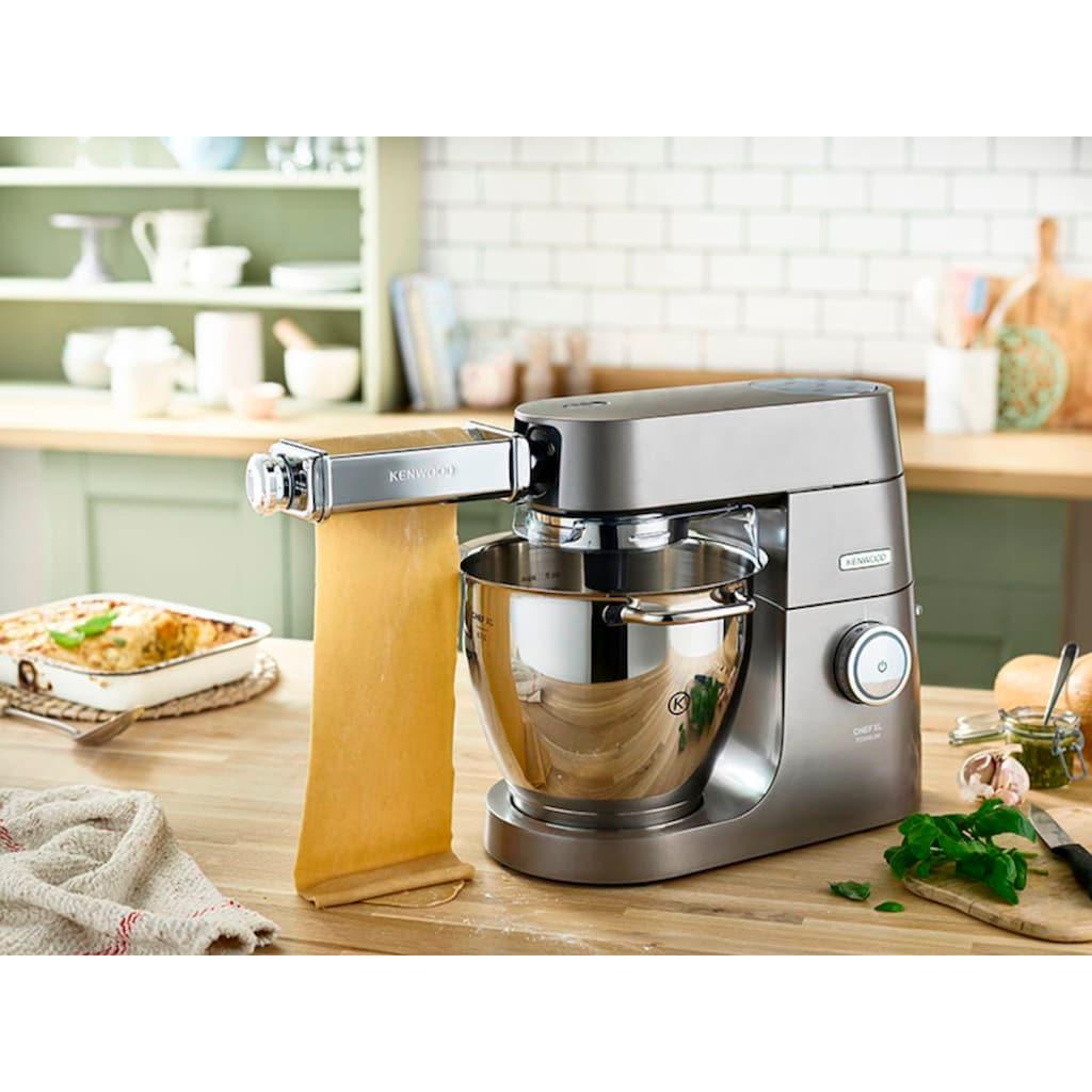 KENWOOD Nudelwalzenvorsatz »Pasta-Set für Lasagne, Spaghetti und Fettuccine MAX980ME«