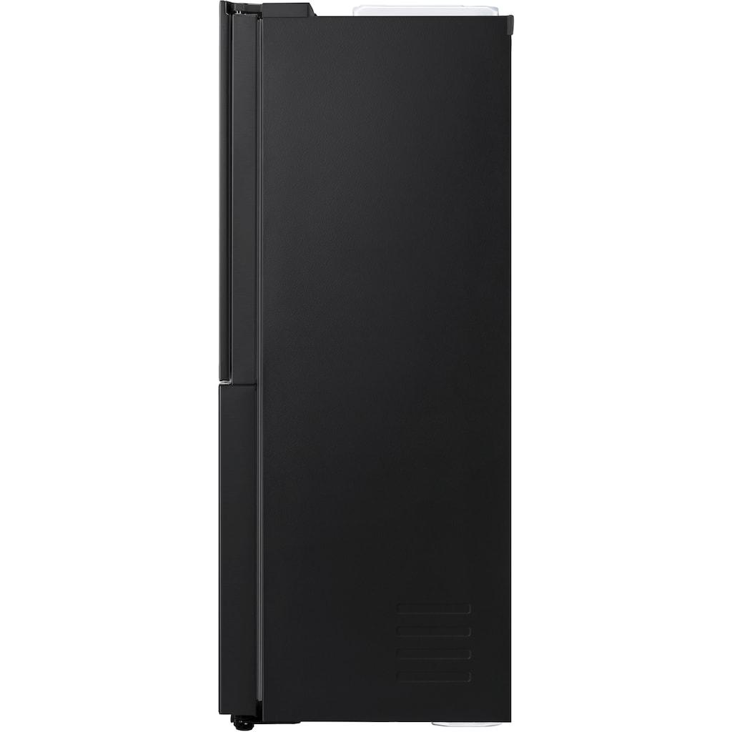 LG Side-by-Side »GSJ961MCCZ«