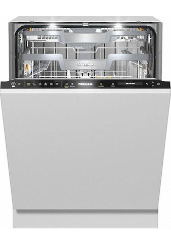 Miele vollintegrierbarer Geschirrspüler, G 7595 SCVi XXL AutoDos, 8,9 l, 14 Maßgedecke kaufen