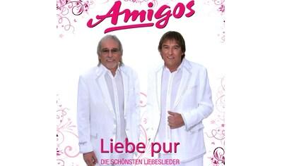 Musik-CD »Liebe pur-die schönsten Liebeslieder / Amigos« kaufen