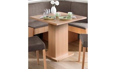 my home Säulen-Esstisch, Breite 68 oder 110 cm kaufen
