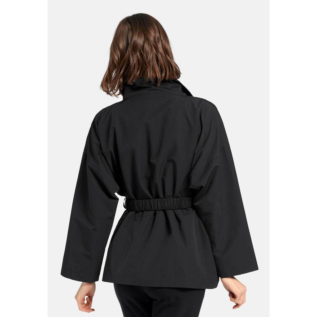 Looxent Outdoorjacke »im Oversized-Style«, mit Reißverschlusstaschen