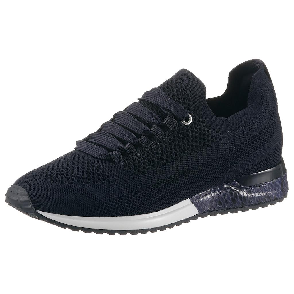 La Strada Slip-On Sneaker, mit Zierschnürung