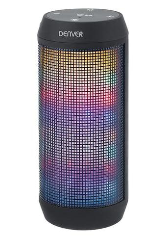 Denver Lautsprecher »Bluetooth Lautsprecher BTL - 62« kaufen