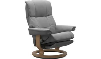 Stressless® Relaxsessel »Mayfair«, mit Classic Base und Power™, elektrisch verstellbar, optional 2-motorisch, Größe M & L, Gestell Eiche kaufen