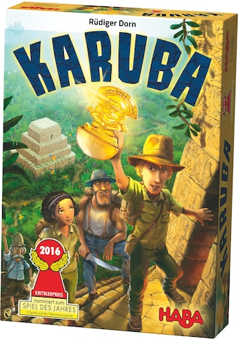 Haba Spiel »Karuba«, Made in Germany kaufen