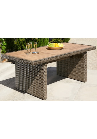 MERXX Gartentisch »Toskana«, 90x185 cm kaufen