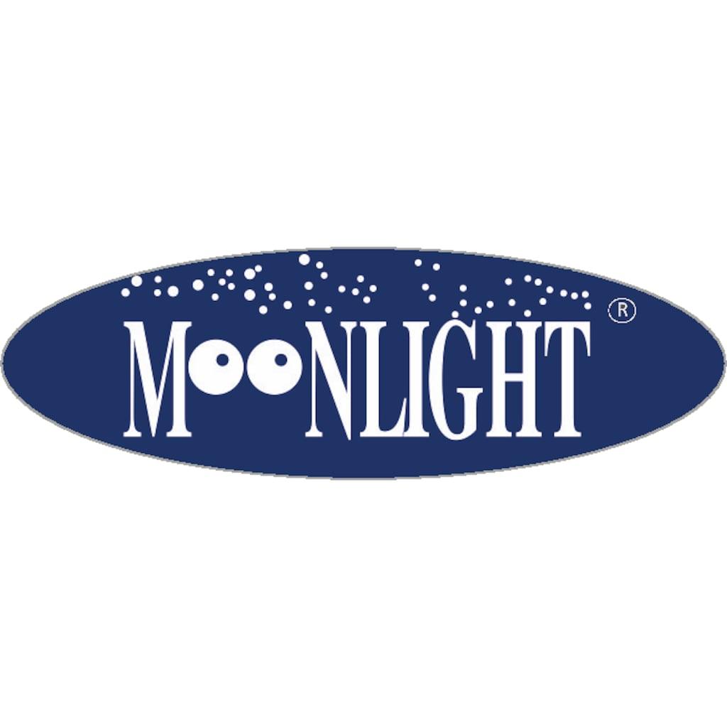 MOONLIGHT Bettwäsche »Brezza, Baumwoll-Renforcé«