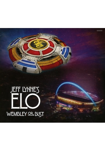 Musik-CD »Jeff Lynne's ELO - Wembley or Bust (2 CD) / Jeff Lynne's ELO« kaufen