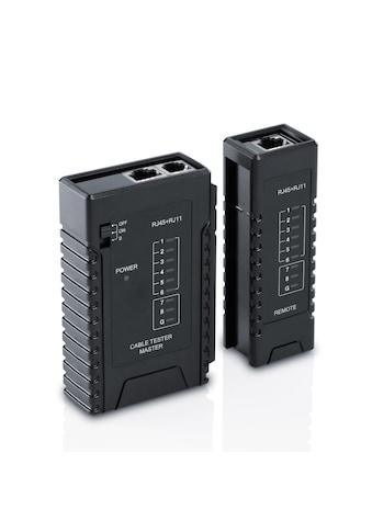 CSL Netzwerk Kabeltester für RJ45 & RJ11 Kabel kaufen