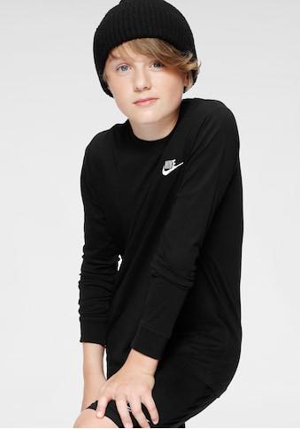 Nike Sportswear Langarmshirt »BOYS NIKE SPORTSWEAR TEE LONGSLEEVE« kaufen