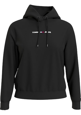 TOMMY JEANS Kapuzensweatshirt »TJW LINEAR LOGO HOODIE«, mit gesticktem Tommy Jeans Linear Logo-Schriftzug kaufen